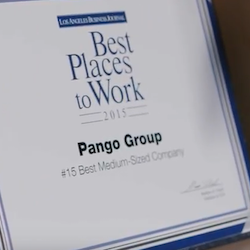 Background of Pango Group